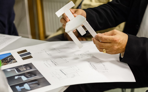 В IDS-Петербург защищается первая группа предметных дизайнеров!