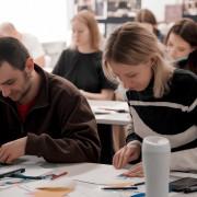 День открытых уроков вМеждународной Школе Дизайна
