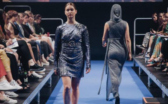 Наши студенты отделения «Fashion-дизайн» наEstonian Fashion Festival!