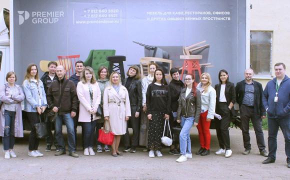Старт курса Родерика Воса в IDS-Петербург: рассказываем, как это было