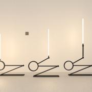 коллекция напольных светильников «Ori»