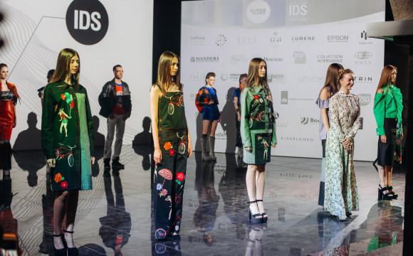 Стань fashion-дизайнером в IDS-Петербург!