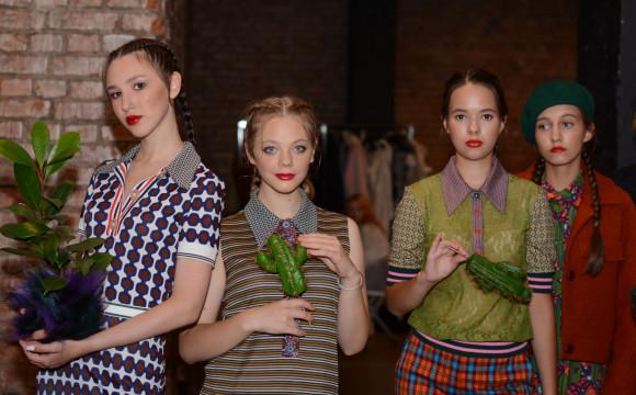 Грандиозное fashion-шоу городского масштаба — итоги обучения на курсе «Дизайн костюма»!