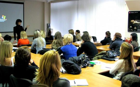 Один день с московскими преподавателями