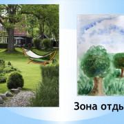 Ландшафтный дизайнер Мари Шаплон