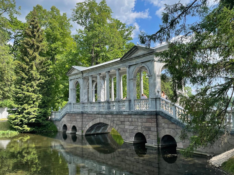 Пушкин и Павловск – источники вдохновения для начинающих дизайнеров.